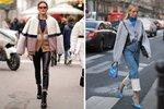 Vrstvení je na první pohled jednoduché kombinování různých oděvů, avšak elegantní a vytříbená souhra vyžaduje praxi. Inspirujte se od známých krásek, které udávají módní směr. Ono vrstvení využijete právě vtomto počasí, ale i vzimě, a předejdete tak vrtošivému nutkání, že nemáte co na sebe. Chladné počasí není jen o tlustém svetru a péřové bundě či kabátu!