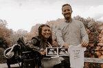 Při porodu ji lékaři tahali kleštěmi, proto se nikdy nepostavila na nohy. Otěhotnět jí ale bylo přáno...