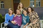 Rodina Klímových