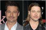 Krátké, nebo dlouhé vlasy? Co slavným fešákům sluší víc?
