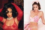 Nejžhavější svátek roku se kvapem blíží a snovými kolekcemi valentýnského spodního prádla bude ještě sladší a divočejší! Které krásky vás rozhodně nenechají chladnými a pro jaké světové luxusní značky daly svá těla na odiv?