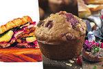 Pikantní brusinky: Vsaďte na paštiku, kuřecí toust i muffiny