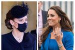 Kate Middleton a její šperky