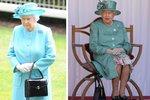 Co značí královnina gesta za pomoci její kabelky?