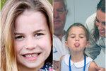 Rozverná a svá: Princezna Charlotte slaví 6. narozeniny