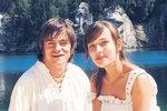 Jirka a Tereza se spolu poznali při natáčení pohádky a dokonce spolu nějaký čas chodili