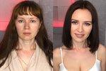 Neuvěřitelné proměny: Podívejte se, jak se ženy změnily díky vizážistovi