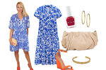 Outfit dne: Oblékněte šaty podle Kateřiny Průšové, do kterých nemusíte mít míry modelky