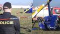 Za havárii vrtulníku v Brně může pilot, řekl druhý člen posádky