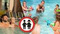 Češi začínají vyhledávat hotely, kam mají děti vstup zakázán