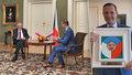 Miloš Zeman opět vystoupil u Jaromíra Soukupa na TV Barrandov. Majitele televize obdaroval