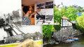 V malebném domku u Vltavy žil velitel plovárny i výběrčí mýtného.