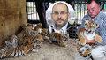 Ředitel Zoo Praha Miroslav Bobek měl podezření na nelegální zabíjení tygrů v Česku už rok.