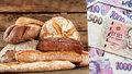 Cena za pečivo poroste kvůli suchům nahoru.