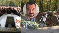 Pohřeb Jana Kočky mladšího stál dohromady asi 4 miliony korun.