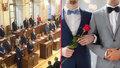 Sněmovna nedokončila úvodní debatu o uzákonění možnosti manželství pro homosexuály a opačné novely stvrzující manželství jako svazek muže a ženy