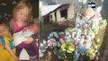 Děti (†1, †4 a †9) , které zemřely při požáru domu na Znojemsku v březnu 2018 stále nemají pomník. Jejich hrob je zasypaný plyšáky. Peníze ze sbírky šly na vybavení domácnosti.