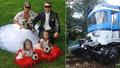 Strašlivá tragédie potkala rodinu ze Dvora Králové nad Labem