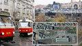 Rada hlavního města schválila návrh studie, který počítá s výstavbou tramvajové trati z Václavského náměstí na hlavní nádraží.