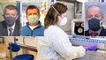 Koronavirus se šíří Českem. Bojovat s ním kromě zdravotníků zkouší i premiér Andrej Babiš (ANO), vicepremiér Jan Hamáček (ČSSD) a šéf krizového štábu Roman Prymula.
