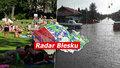 Zatímco v pátek Česko spalovaly tropy, které místy vystřídaly bouřky, sobota je ve znamení vytrvalého deště.