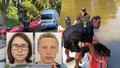 Pátrání po pohřešovaných chlapcích pokračovalo i v sobotu