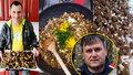 Houbaři si z lesa nosí jarní houbu kačenku českou. Mykolog Jaroslav Malý varuje před silnou alergií.
