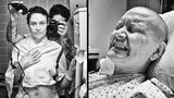 Čtyři měsíce po svatbě zemřela na rakovinu. Milující muž ji fotil do poslední chvíle
