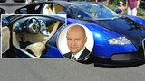 Miliardář Radim Passer poškádlil Čechy: Vyvenčil svého krasavce za 37 mega