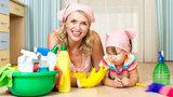 7 úklidových tajemství, která by každá matka měla naučit svou dceru