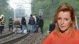 Sebevražda Bartošové: Skočila pod vlak! Artur přijel na místo tragédie!