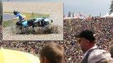 Grand prix v Brně zavalilo čtvrt milionu lidí: Prsa, klobásy a dvaadvacet orgasmů!