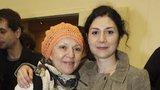 Lenka Termerová slaví 70! Prodělala rakovinu a přiznává: Dceři Marthě v herectví bránila!