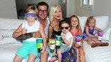 Donna (43) z Beverly Hills 90210 je už pětinásobnou maminkou!