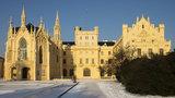 Kam na jižní Moravě: zámek Lednice láká zahradou Evropy, skleníkem a minaretem