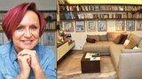 Návštěva u Petry Janů: Do stejného bytu se vrátila po 34 letech!