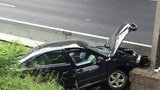 Vážná nehoda v Holicích: Řidička zemřela, děti jsou vážně raněné