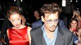 Depp utekl z natáčení Pirátů: Naskočil na první letadlo a odletěl za ženou