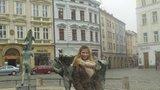 Dívka utekla ze Španělska, teď ji viděli v Olomouci: Policie pátrá po Lauře