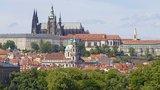Historické centrum Prahy láká na Pražský hrad, Národní divadlo a další památky