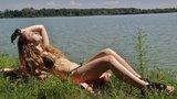 V Česku padaly teplotní rekordy: Ve Strážnici ukazoval teploměr 37,6 stupně