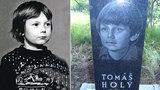 Pomníček pro herce Tomáše Holého v ohrožení: Bude stát, nebo ho zboří?