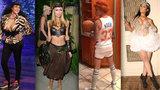 Hollywood v kostýmech: Podívejte se, za koho se převlékly celebrity