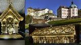Nejvzácnější český objev: Relikviář svatého Maura našel tým kriminalistů