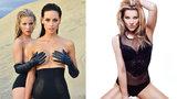 Hvězda Fantoma Gemrotová po plastice prsou: Lesbické hrátky!