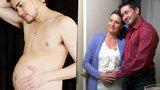 Těhotný muž šokuje: Moje děti chtějí také změnu pohlaví!