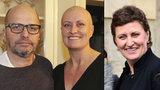 Manželka Pohlreicha má po rakovině nové vlasy: Slova kadeřnice ji ale hodně překvapila!
