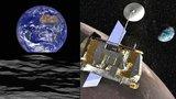 Nasa zveřejnil úchvatnou fotku ze vzdálenosti 380 000 km: Země jako na dlani!