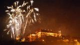 Česko ozáří ohňostroje: Praha dá za show milion, Brno půl, stejně i Protivín