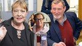 Jana Šulcová přiznala románek s Frejem: Víznerovi ale nevěru zapřela